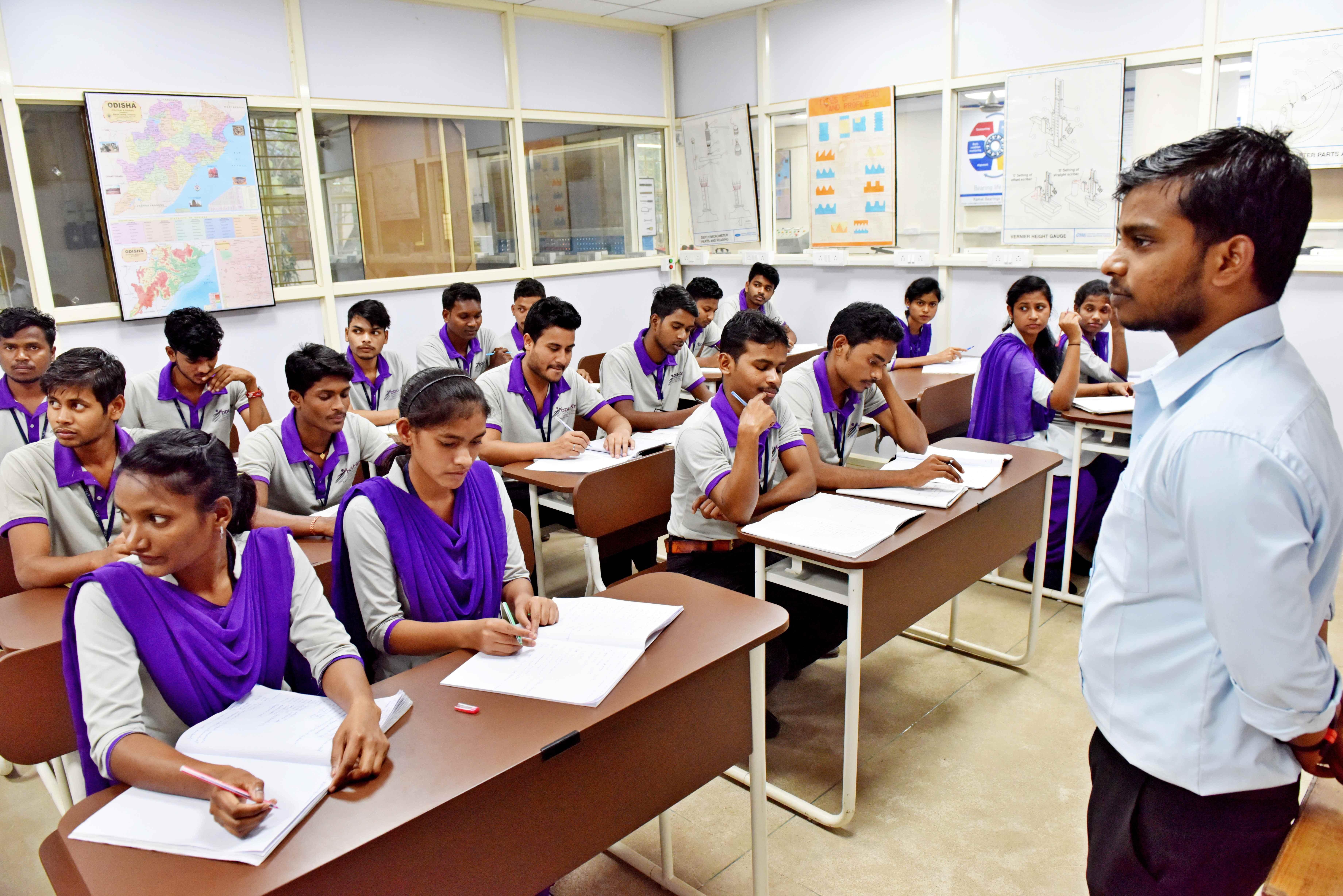 (DDU-GKY)Central Tool Room& Training Centre, Chandaka Industrial Area(Nov., 2017) Bhubneshwar, Odisha