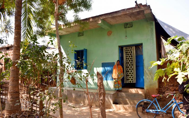 PMAY-G House(Smt.Nibasi Samal- 2016-17) Vill-Beguniapal, Block-Dhenkanal Sadar, Dist.Dhenkanal, Odisha