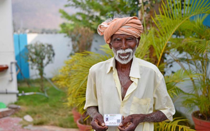 NSAP (Sh. Palanijappan)-, Vill.-Navapatti. Block-Kolathur, Distt- Salem, Tamilnadu