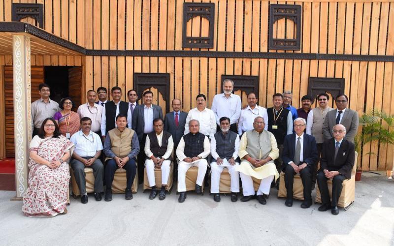 ग्रामीण विकास, पंचायती राज और खान मंत्रालय के लिए संसदीय सलाहकार समिति की बैठक, 21 जनवरी, 2019