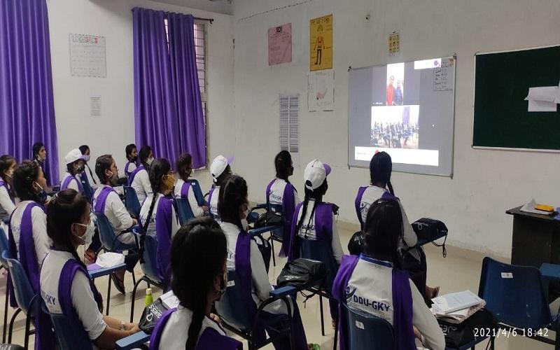 DDU-GKY Alumni Meet - Madhya Pradesh