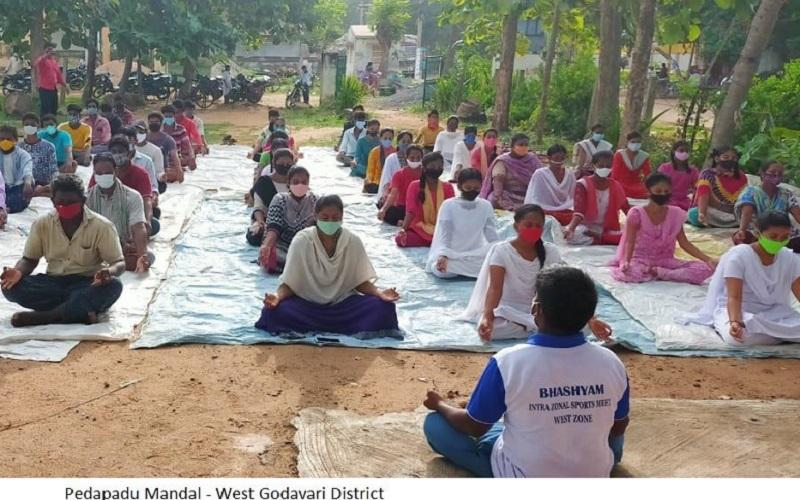 International Yoga Day Andhra Pradesh