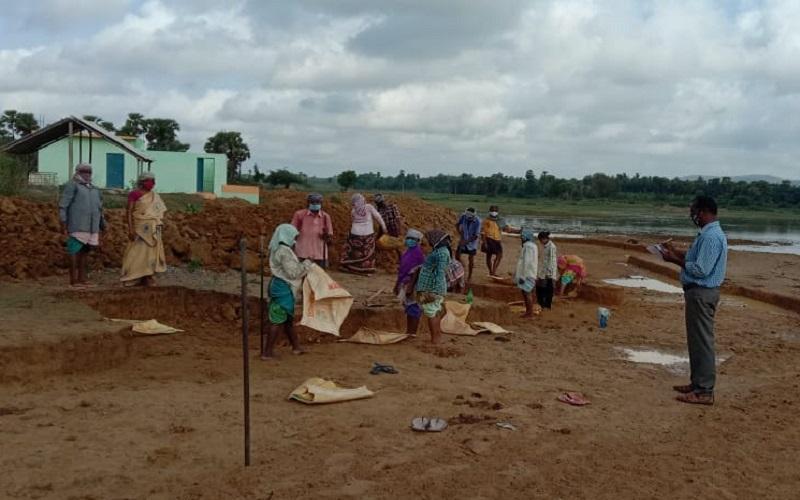 Telangana Bhadadri Kothagudem District